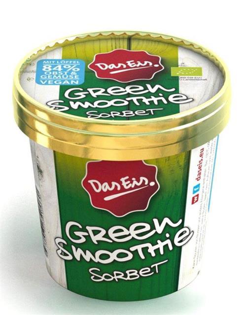 GREEN SMOOTHIE SORBET