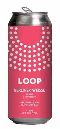BERLINER WEISSE STRAWBERRY